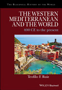 Pdf The Western Mediterranean and the World