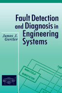 Pdf Fault Detection and Diagnosis in Engineering Systems Telecharger
