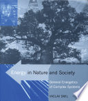 Energy in Nature and Society Book