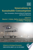Innovations in Sustainable Consumption