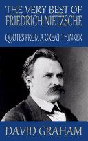 The Very Best of Friedrich Nietzsche