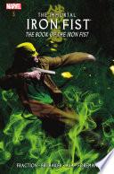 Immortal Iron Fist Vol  3