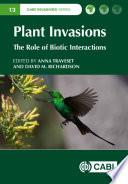 Plant Invasions