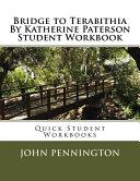 Bridge to Terabithia by Katherine Paterson Student Workbook