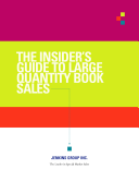 The Insiders Guide to Large Quantity Book Sales