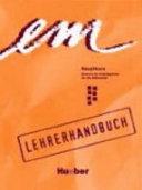 EM Hauptkurs: Deutsch als Fremdsprache für die Mittelstufe. ... - Band 3