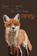10 Years Fox Journal