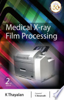 Medical X ray Film Processing Book