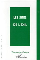 Les sites de l'exil