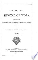 Chambers S Encyclopaedia Numismatics Puerperal Mania