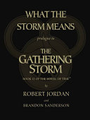 What the Storm Means: Prologue to the Gathering Storm Pdf/ePub eBook