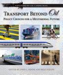 Pdf Transport Beyond Oil Telecharger