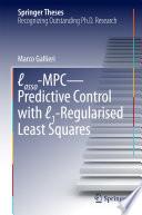 Lasso-MPC – Predictive Control with l1-Regularised Least Squares