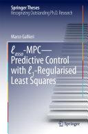 Lasso MPC     Predictive Control with l1 Regularised Least Squares
