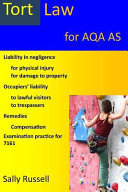 Tort Law for Aqa As