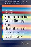 Nanomedicine for Cancer Therapy Book