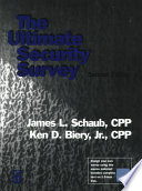 The Ultimate Security Survey