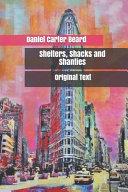 Free Shelters, Shacks and Shanties Book