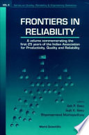 Frontiers in Reliability