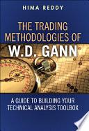 The Trading Methodologies of W D  Gann Book