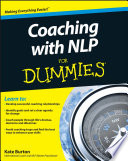 """Coaching With NLP For Dummies"" by Kate Burton"