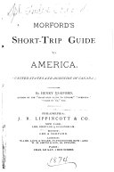 Morford s Short trip Guide to America