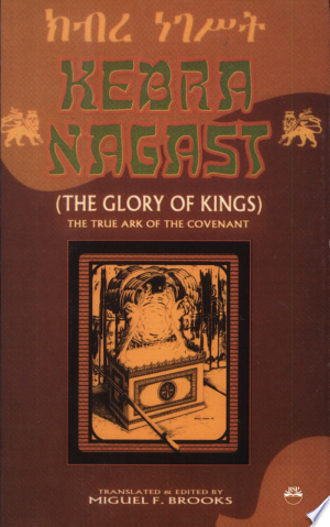 Download A Modern Translation of the Kebra Nagast Free Books - Dlebooks.net