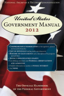 Pdf United States Government Manual 2012 Telecharger