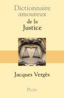 Pdf Dictionnaire amoureux de la justice Telecharger