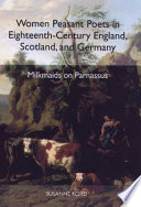 Women Peasant Poets in Eighteenth-century England, Scotland, and Germany