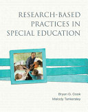 Research-Based Practices in Special Education