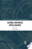 Global Business Intelligence