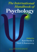 The International Handbook of Psychology Book