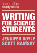 Writing for Science Students