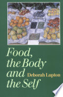 Food The Body And The Self Book PDF