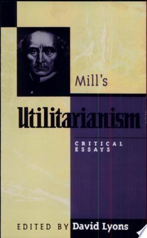 Mill's Utilitarianism