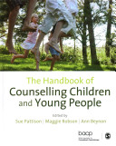 Cover of The Handbook of Counselling Children & Young People