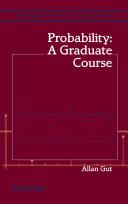 Probability: A Graduate Course [Pdf/ePub] eBook