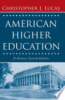American Higher Education  Second Edition