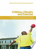 Children  Obesity and Exercise Book