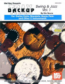 Backup Trax/S&J for Gtr,Violin,Mndln,Bnjo,Flt & C Insts