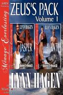 Zeus's Pack, Volume 1 [Jasper: Avanti] (Siren Publishing Menage Everlasting Manlove)