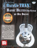 Backup Trax  Basic Blues for Guitar