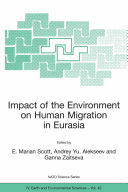 Impact of the Environment on Human Migration in Eurasia Pdf/ePub eBook