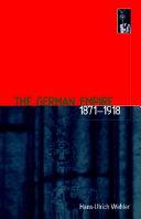 Deutsche Kaiserreich, 1871-1918. Anglais