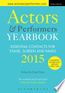 Actors and Performers Yearbook 2015 Book PDF