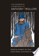 Edinburgh Companion To Anthony Trollope