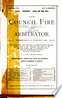 The Council Fire and Arbitrator Book PDF