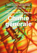 Pdf Les cours de Paul Arnaud - Chimie générale Telecharger