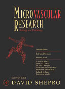 Microvascular Research  Biology and Pathology  Two Volume Set